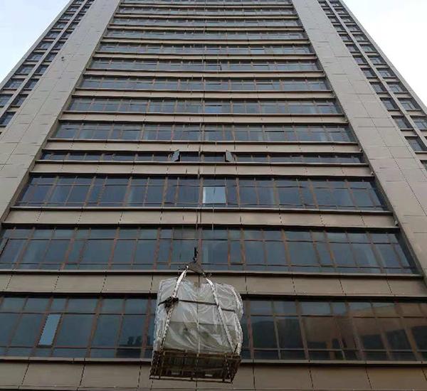 20-300米吊装施工
