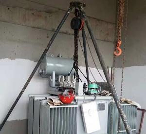 设备吊装业务